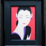 赤と黒の四季-秋紫-